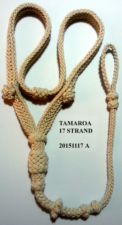 Another lanyard (fancywork thread)